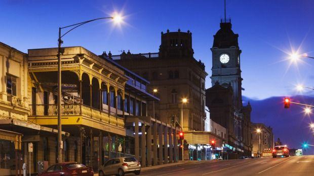 Ballarat page photo