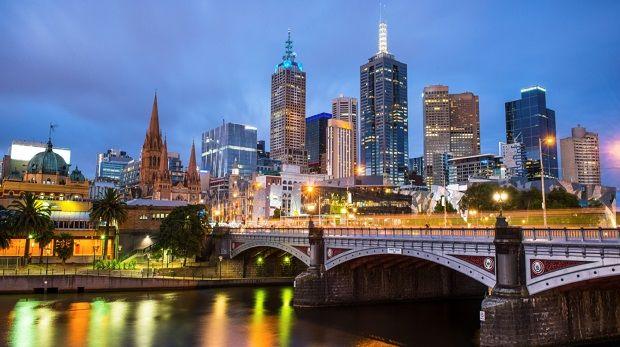 Melbourne page photo