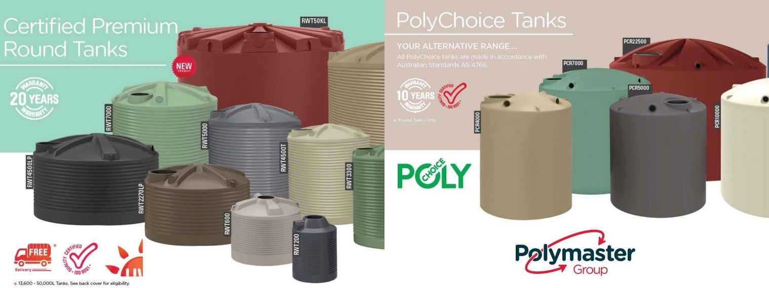 polymaster sizes