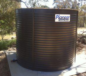 Pioneer Water Tanks - GT40 - 37,573Litres