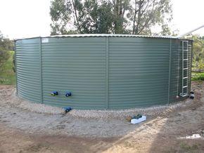Pioneer Water Tanks - GT50 - 48,963Litres