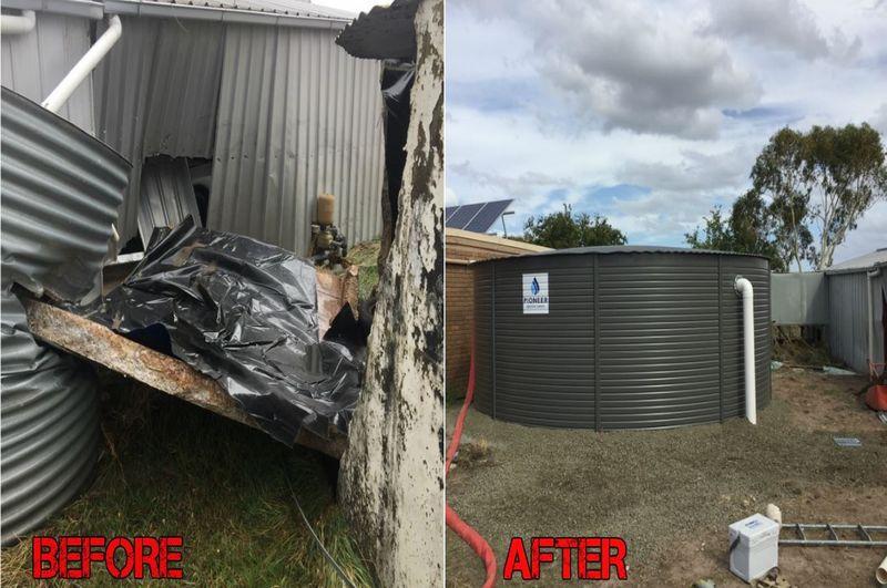 Tank repairs Victoria | Tank Repairs | Specialised Tank Services
